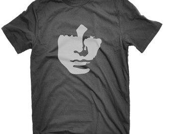 Jim Morrison T-shirt The Doors The Lizard King 1960s Music Tee