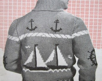 Knitting Patterns For Curling Sweaters : Popular items for graph knitting on Etsy