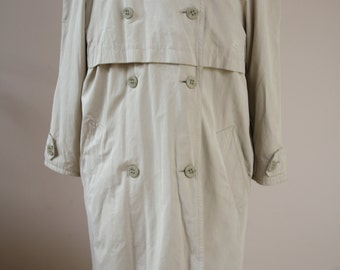 Gil Bret vintage trench coat.