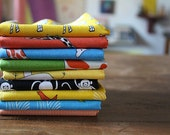 zaza zoo - Fabric Bundle - primary - last 3!