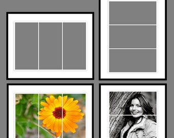 instant download photoshop photography collage template 8 5 x