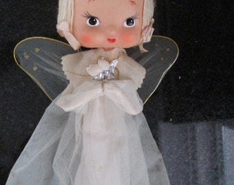 Angel Doll Vinyl 1960s by Gatormom13