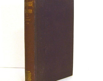 James Russell Lowell, The Biglow Papers Second Series Dialect Satire on the South, Slavery & the Civil War Antique Book 1867 First Edition