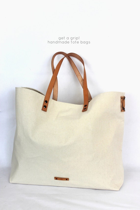 vintage tote beach bag size personalized label. Black Bedroom Furniture Sets. Home Design Ideas