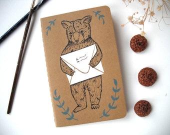 Bear Pocket Notebook Moleskine