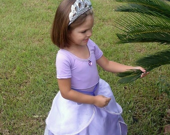 Princess Sofia The First Royal Dress - Party Dress and Costume