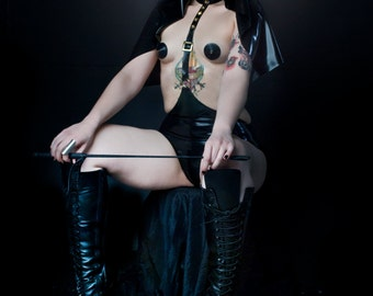 Latex nuns Habit
