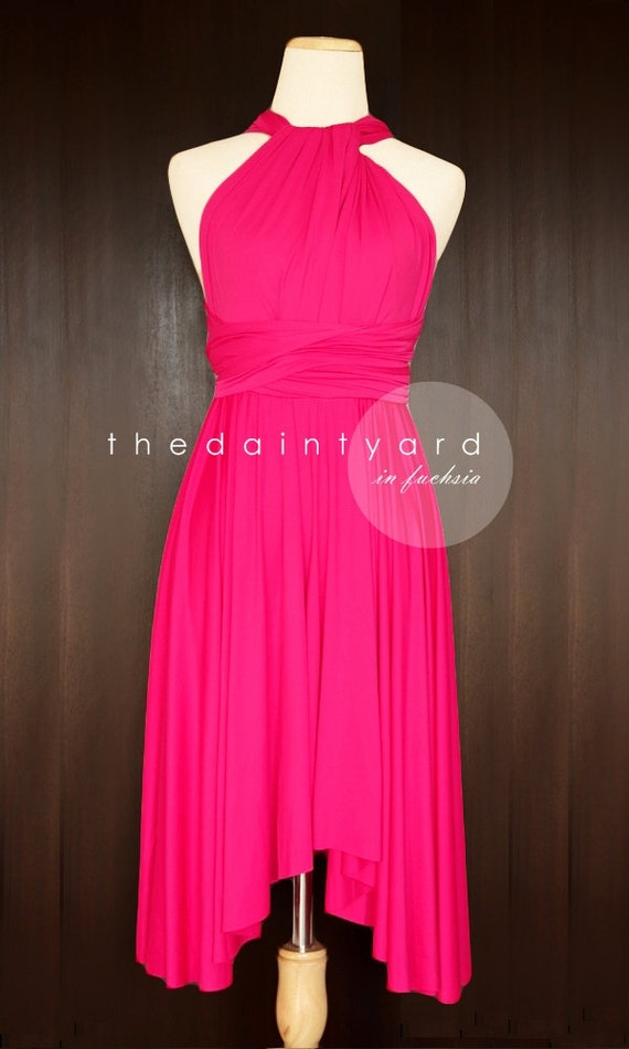 Wedding ideas aqua orange and fuchsia for Pink and orange wedding dresses