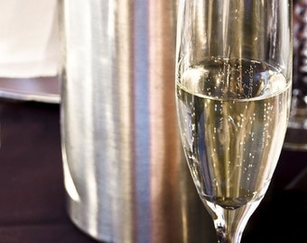 Champagne Photography, Sparkly Gold Photography - Fine Art Photography