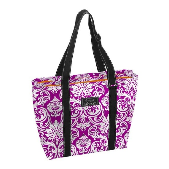 Insulated Beach Bag Cooler Scout Double Wide Baroque n'