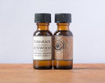 SUNWOOD - Natural, Organic Cologne, perfume for men and women