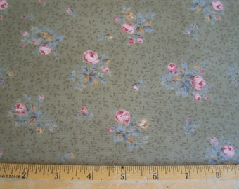 Mrs. March's Antique Rose Lecien Fabric, 1 yard L24G