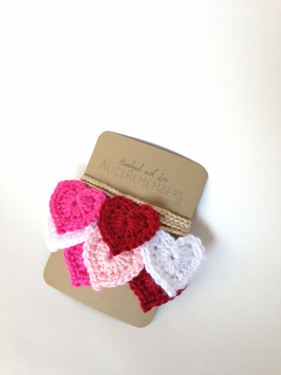 Valentine heart garland, love garland, heart garland, sweetheart garland, be mine hearts, spring decor, red pink garland