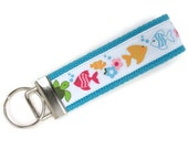 Tropical Reef Key Fob