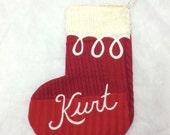 KURT Christmas Stocking - Ready to Ship