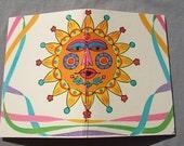 Celebrate the Sun Jotter