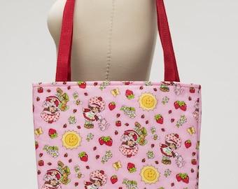 Strawberry Shortcake Tote Bag