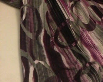 Jersey Knit Fabric 5/8 Yard Remnant