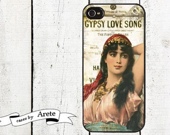 iphone 6 case Gypsy Love iPhone Case - for iPhone 4,4s or iPhone 5