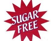 Make My Lollipop Order Sugar Free!
