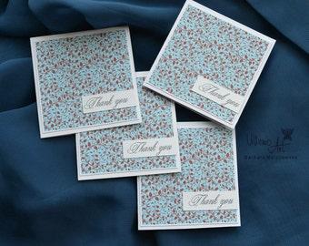 Notecard - Elegant Set 003