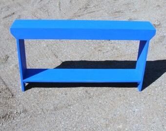 Narrow Console Table Storage Shelves Entry Sofa Foyer Table Custom