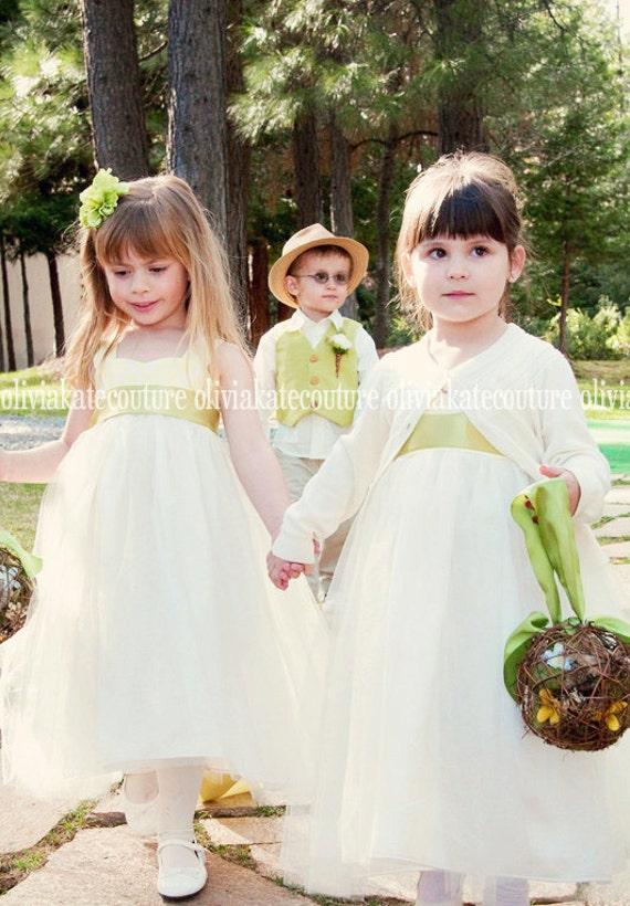 Custom Girls Dress 6. 7. 8.