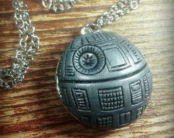 Death Star Inspired Locket