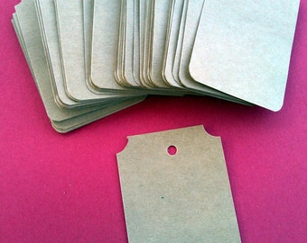 Product Tags, Gift Tags, Set of 50, Merchandise Tag, Price Tags, Wedding Tag