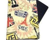 Travel All Over Passport Cover/Holder