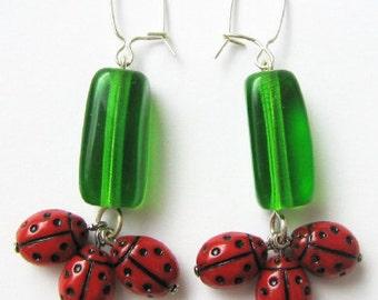 Ladybugs IX