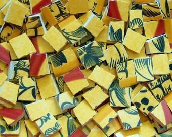 Mosaic Tiles--Tuscan Honey 100 Tiles