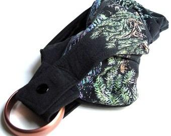 Visions of Eagles Bracelet Handbag