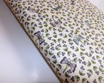 The Hatfields Tenderberry Stitches Cute Dragonflies Creamy Yellow Whimsical Bugs Childrens Kids Baby Quilting Sewing Fabric Cotton Textiles
