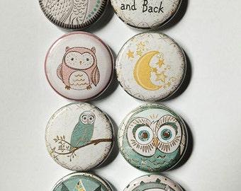 Owl Love Flair
