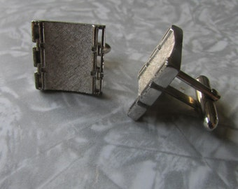 Mens Cuff Links Square by Swank