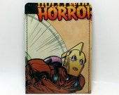 Sewn Comic Book Wallet - The Rocketeer