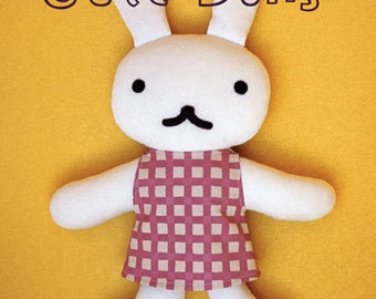 Cute Dolls Soft Toy Instruction Book