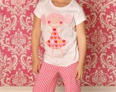 I Love PInk My Best Friend Shirt in SHORT Sleeve