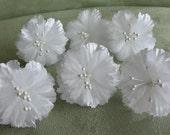 Bridal Hair Wedding Hair Flower Hairpins Updo