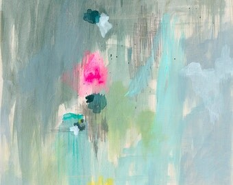 abstract fine art print . light fog . a4 - large format, five sizes . free shipping within australia