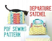Departure Satchel PDF Sewing Pattern Instant Download