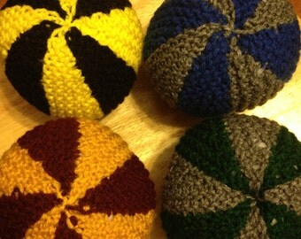 Hand Knit Balls (Listing is for one ball)