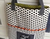 Halloween Treat Tote - Pattern Only