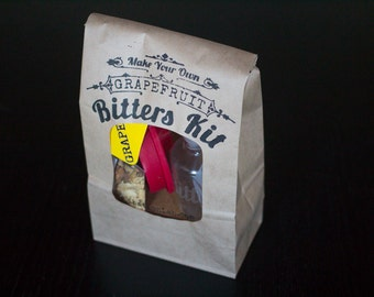 DIY Cocktail Bitters Kit (Chocolate)