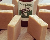 Ode to Wisconsin - Spotted Cow Beer Soap - Oatmeal Milk and Honey