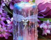 Faerie Muse Ambrosia Herbal Alchemy Magick Candle 2x3