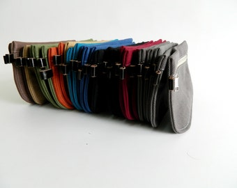 Sale Sale Sale - 40% Star Buy // Any 5 D- Pouches for USD 30 // Wallet / clutch / cosmetic bag / iphone case / travel / Women / Pouch