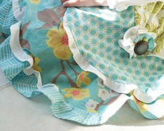 Ella Twirl Skirt PDF Sewing Pattern, sizes 1-4
