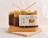 Sandalwood Soap, Organic Vegan Soap